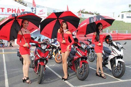 Motul 'tiep lua' hang muc dua Honda Winner 150cc - Anh 3