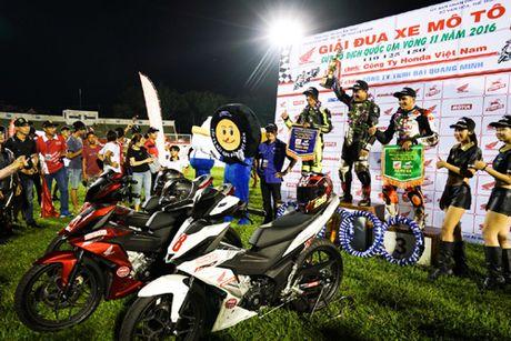 Motul 'tiep lua' hang muc dua Honda Winner 150cc - Anh 4