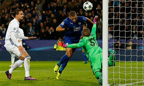 Leicester thuoc dang hang hiem trong lich su Champions League - Anh 1