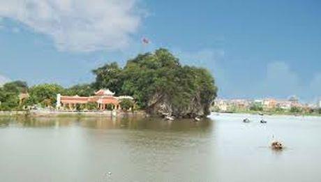 Nui Non Nuoc – Thang canh dep Ninh Binh - Anh 1
