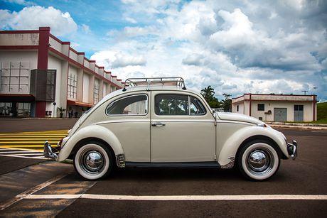 'Con bo' Volkswagen Beetle se trinh dien tai VIMS 2016 - Anh 2