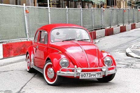 'Con bo' Volkswagen Beetle se trinh dien tai VIMS 2016 - Anh 4