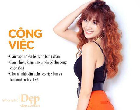 Hari Won: Song la de thuong thuc, hay song tot tung phut tung giay - Anh 2