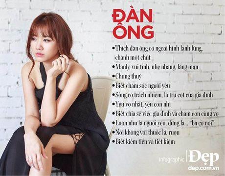 Hari Won: Song la de thuong thuc, hay song tot tung phut tung giay - Anh 4
