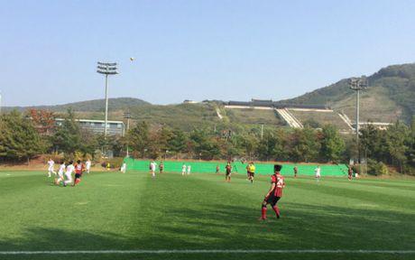 Tuyen Viet Nam thang doi hinh hai FC Seoul 3-0 - Anh 2