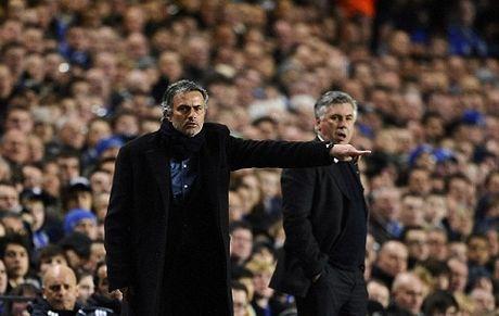 Chelsea 'phu phang' voi Mourinho trong ngay tro lai Stamford Bridge - Anh 1