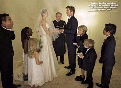 Con trai ca nhat quyet khong chiu gap Brad Pitt - Anh 1