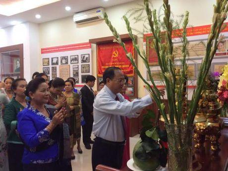 Hoi LHPN TP.HCM va Hoi LHPN Thu do Vieng Chan (Lao) ky ket hop tac giai doan 2016-2021 - Anh 1