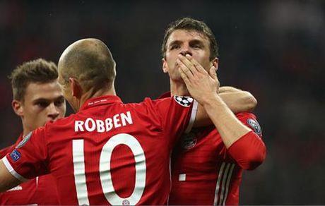 Robben toa sang, Bayern giai 'con khat' chien thang - Anh 1