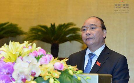 Thu tuong Nguyen Xuan Phuc: Kien quyet tinh gian bien che - Anh 1