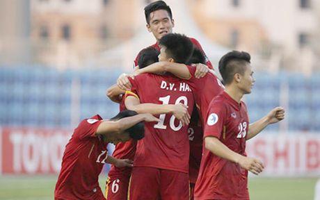 The thao 24h: U19 Viet Nam tien bo nhat o giai U19 chau A - Anh 1