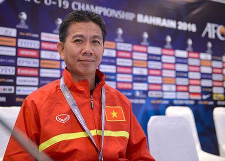 Truc tiep U19 Viet Nam - U19 Iraq: Hai doi deu can mot diem - Anh 1