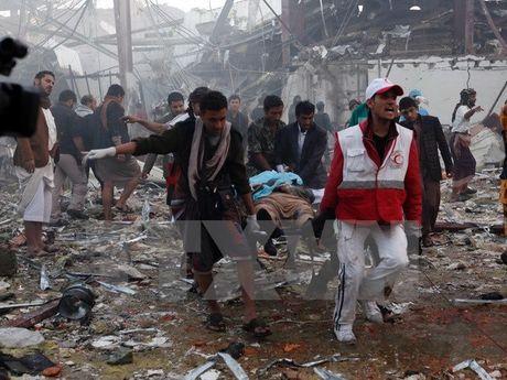 Canh bao lenh ngung ban tai Yemen co nguy co bi do vo - Anh 1