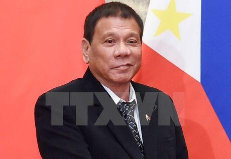 Philippines van duy tri moi quan he kinh te thuong mai voi My - Anh 1