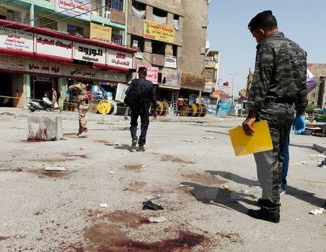 Danh bom lieu chet o mien Bac Iraq, it nhat 16 nguoi thiet mang - Anh 1