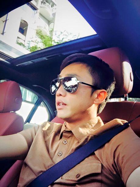 Hai my nhan tung duoc Cuong do la dua don bang sieu xe - Anh 8