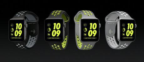 Apple Watch phien ban Nike+ ra mat ngay 28/10 - Anh 1