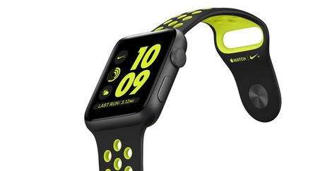 Apple Watch phien ban Nike+ ra mat ngay 28/10 - Anh 2
