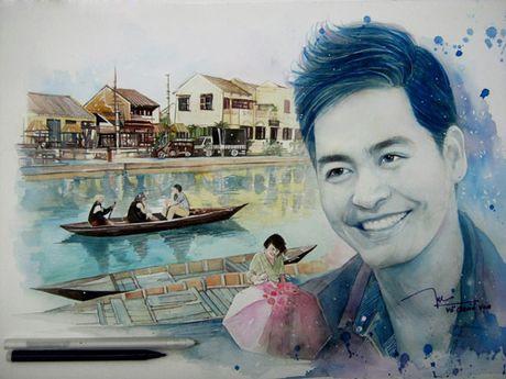 9X ve MC Phan Anh rang ro ngam mien Trung sau con bao lu - Anh 2