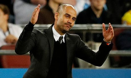 Guardiola tra gia vi cat Aguero - Anh 1