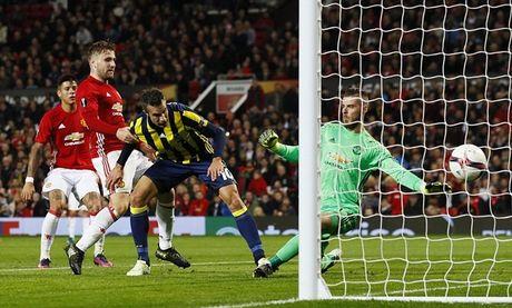 Chum anh: Pogba - Lingard thang hoa, Man Utd vui dap Fenerbahce tai Old Trafford - Anh 10