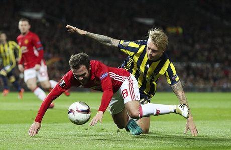 Chum anh: Pogba - Lingard thang hoa, Man Utd vui dap Fenerbahce tai Old Trafford - Anh 5