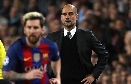 Pep Guardiola tha chet con hon tu bo triet ly tan cong - Anh 1