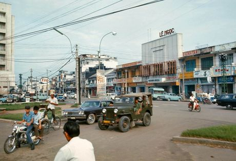 Sai Gon nam 1969 trong anh mau cua cuu binh My (1) - Anh 2