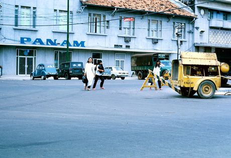 Sai Gon nam 1969 trong anh mau cua cuu binh My (1) - Anh 3
