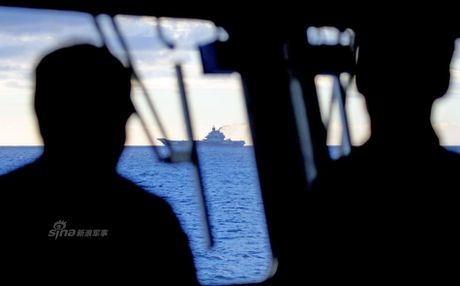 Nhom tau chien Nga hung ho toi Syria, NATO 'run ray' - Anh 10