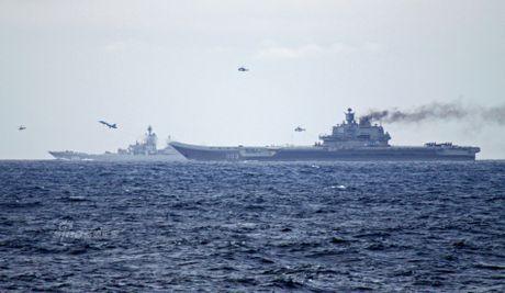 Nhom tau chien Nga hung ho toi Syria, NATO 'run ray' - Anh 5