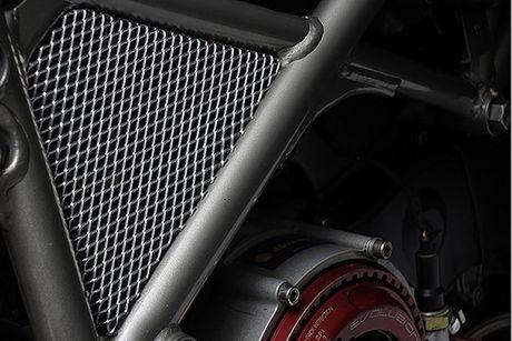 Sieu moto Ducati 999S 'sieu chat' phong cach cafe racer - Anh 7