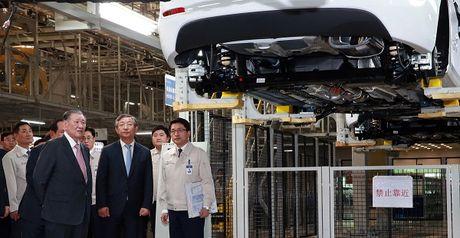 Hyundai mo them nha may lap rap thu 4 tai Trung Quoc - Anh 1