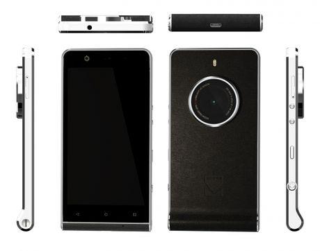 Kodak Ektra – smartphone mang dang dap may anh - Anh 2