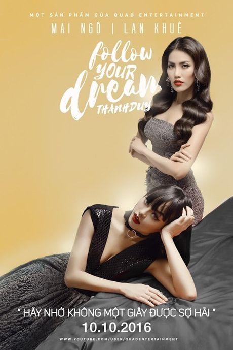 """Thanh Duy chinh thuc ra mat MV quy tu dong dao sao """"khung"""" co 1 khong 2 cua Vpop - Anh 3"""