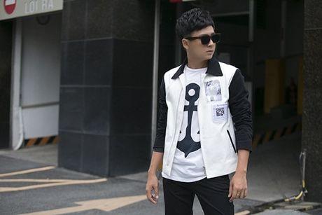 Ngo Kien Huy nang dong dao pho Sai Gon - Anh 2