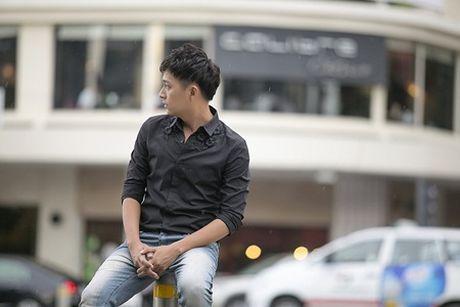 Ngo Kien Huy nang dong dao pho Sai Gon - Anh 4