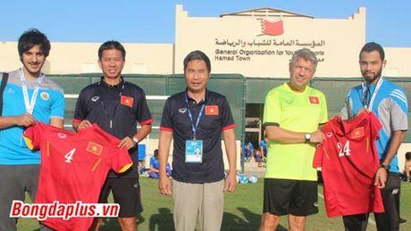U19 Viet Nam va nhung ky niem kho quen tai Bahrain - Anh 1
