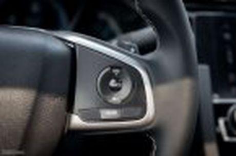 Lan dau lai Honda Civic 2016 - 1.5L VTEC Turbo, 170 ma luc, 220 Nm - Anh 13