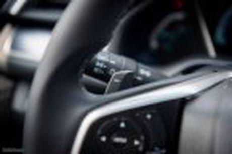 Lan dau lai Honda Civic 2016 - 1.5L VTEC Turbo, 170 ma luc, 220 Nm - Anh 15