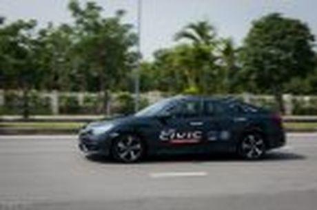 Lan dau lai Honda Civic 2016 - 1.5L VTEC Turbo, 170 ma luc, 220 Nm - Anh 19