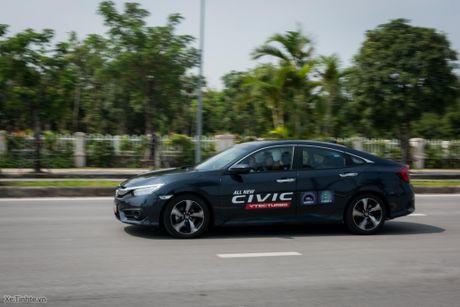 Lan dau lai Honda Civic 2016 - 1.5L VTEC Turbo, 170 ma luc, 220 Nm - Anh 1