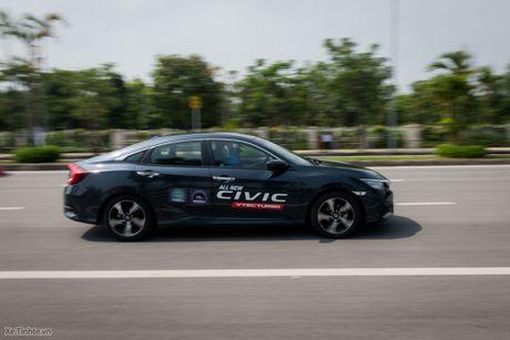 Lan dau lai Honda Civic 2016 - 1.5L VTEC Turbo, 170 ma luc, 220 Nm - Anh 2