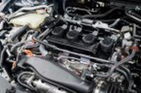 Lan dau lai Honda Civic 2016 - 1.5L VTEC Turbo, 170 ma luc, 220 Nm - Anh 7