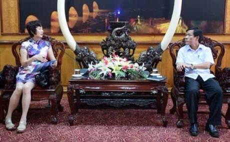 Doanh nghiep Trung Quoc muon dau tu nha may kem o Chan May-Lang Co - Anh 1
