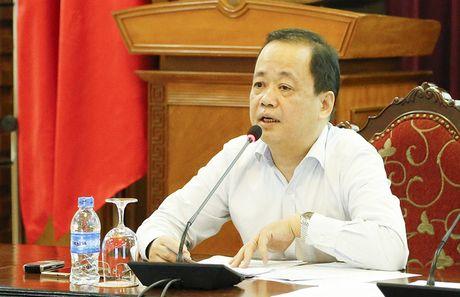 Bo VH,TT&DL san sang cho chuong trinh Gap mat, giao luu hoc sinh, sinh vien, VDV dan toc thieu so tieu bieu - Anh 1