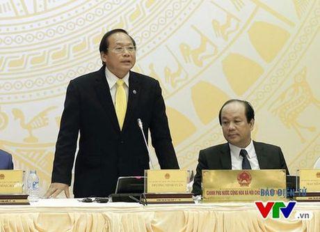 Bo truong Truong Minh Tuan: Vu nuoc mam chua Asen la su co truyen thong - Anh 1