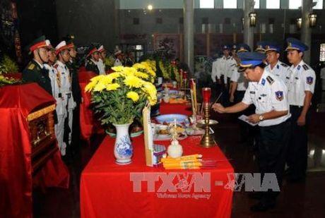 Le tang cac phi cong may bay roi o Ba Ria-Vung Tau - Anh 2