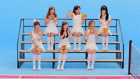 Nhan dang MV Kpop qua anh dong - Anh 3