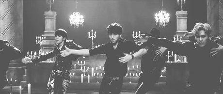 Nhan dang MV Kpop qua anh dong - Anh 4
